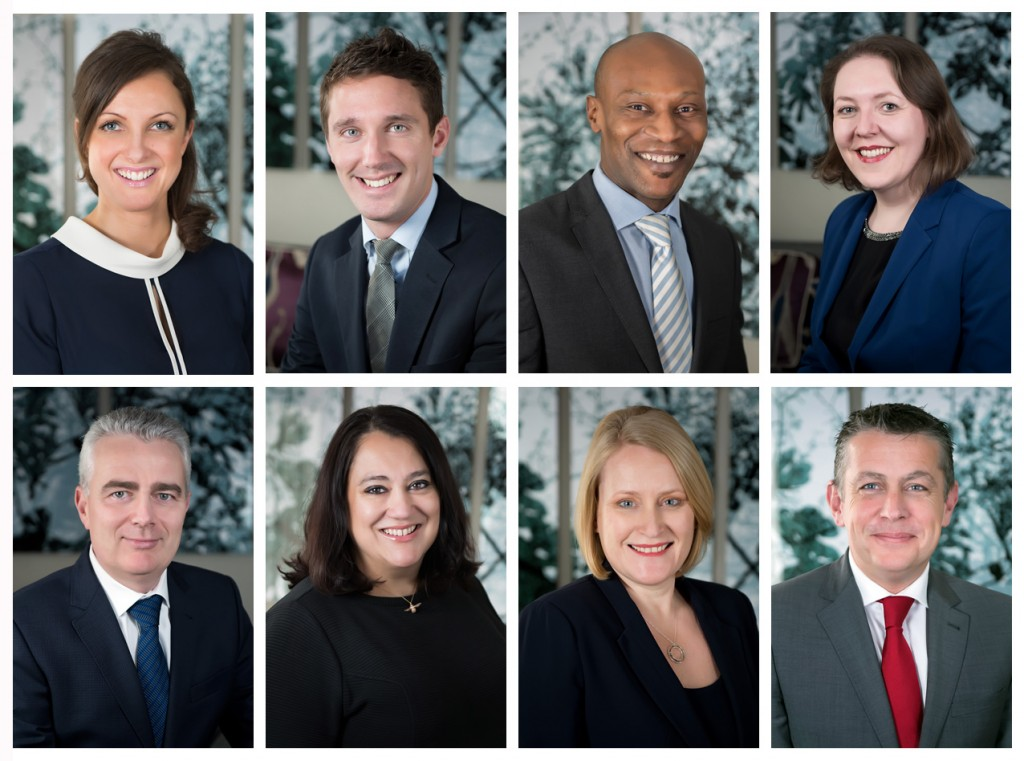 Staff Headshots at Jumeirah Carlton Tower, London