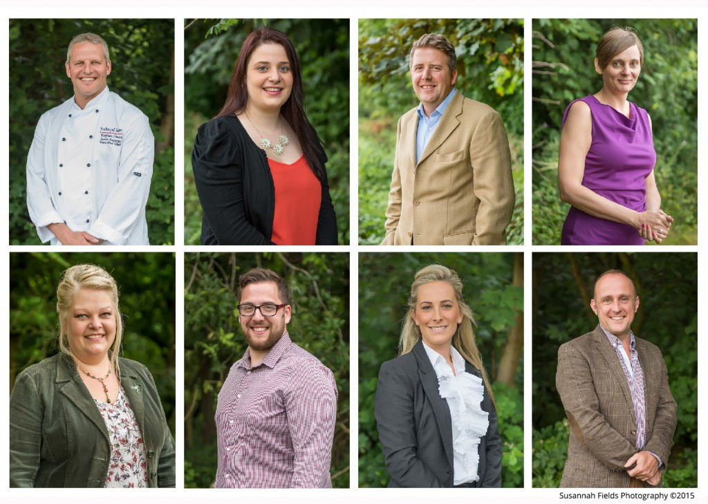 Portrait Photography and Headshots by Susannah Fields for Holroyd Howe