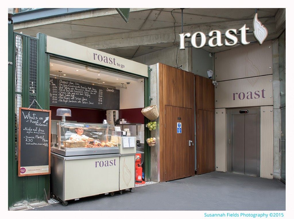 Roast to Go Photograph