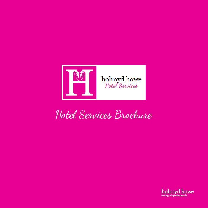 Holroyd Howe Cleaning Brochure Page 1