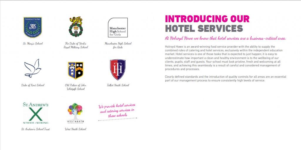 Holroyd Howe Cleaning Brochure Page 2
