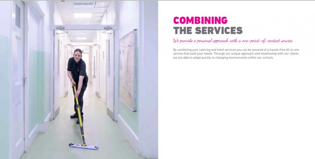 Holroyd Howe Cleaning Brochure Page 3