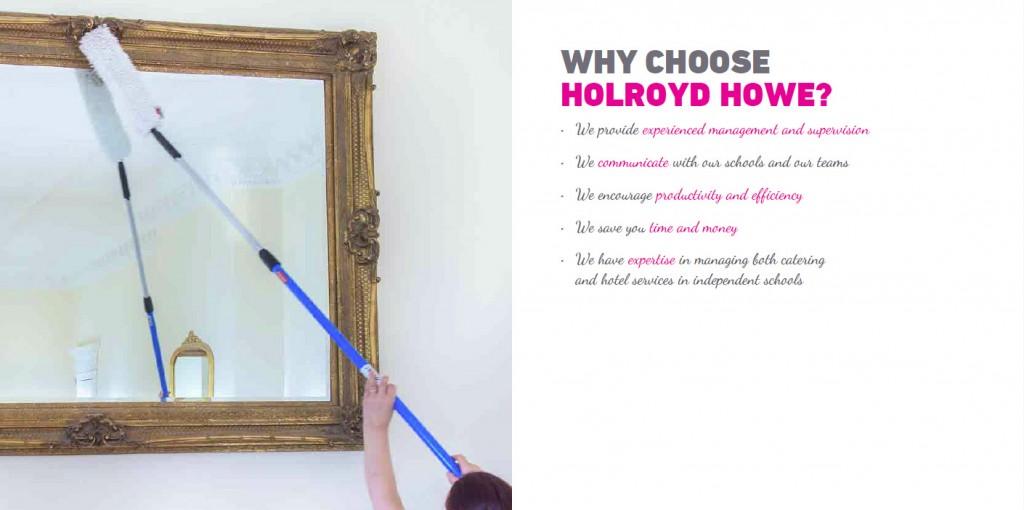 Holroyd Howe Cleaning Brochure Page 4