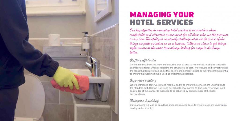 Holroyd Howe Cleaning Brochure Page 5