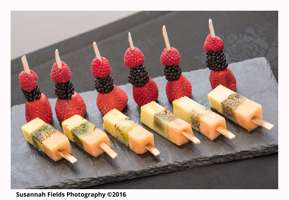 Ch&Co Contract Catering Food Photography Shoot
