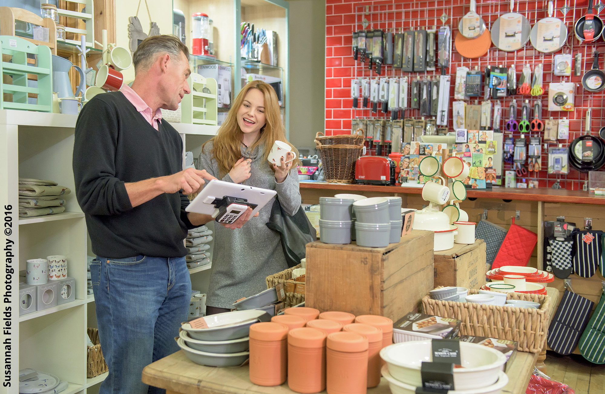 My Business Hub Commercial Photography for Worldpay with Ed Webster at The Scullery, Muswell Hill