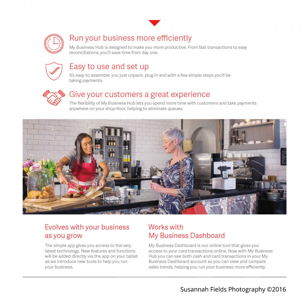 My Business Hub Commercial Photography for Worldpay with Ed Webster at Ally Kitchen, Archway