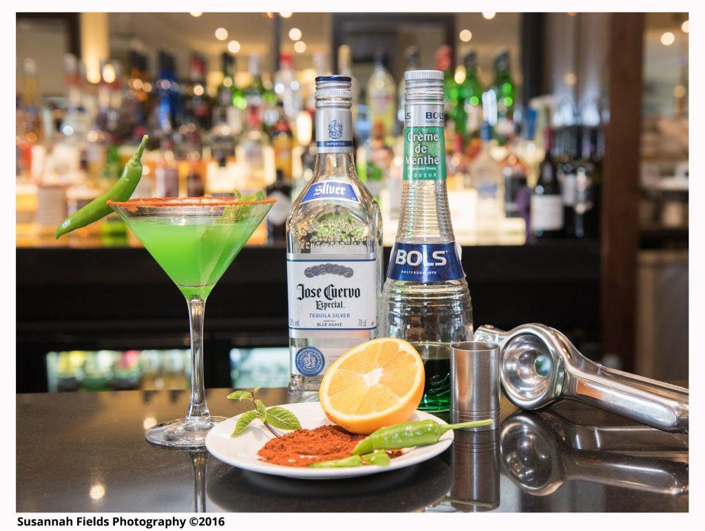 Cocktail at Danubius Regents Park Hotel