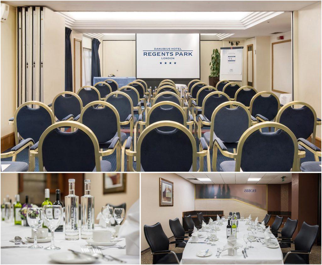 Meeting Rooms Danubius Regents Park Hotel