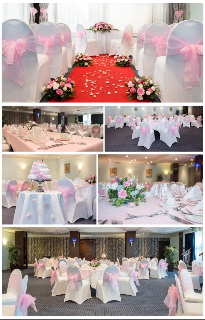 Wedding Set Up Danubius Regents Park Hotel
