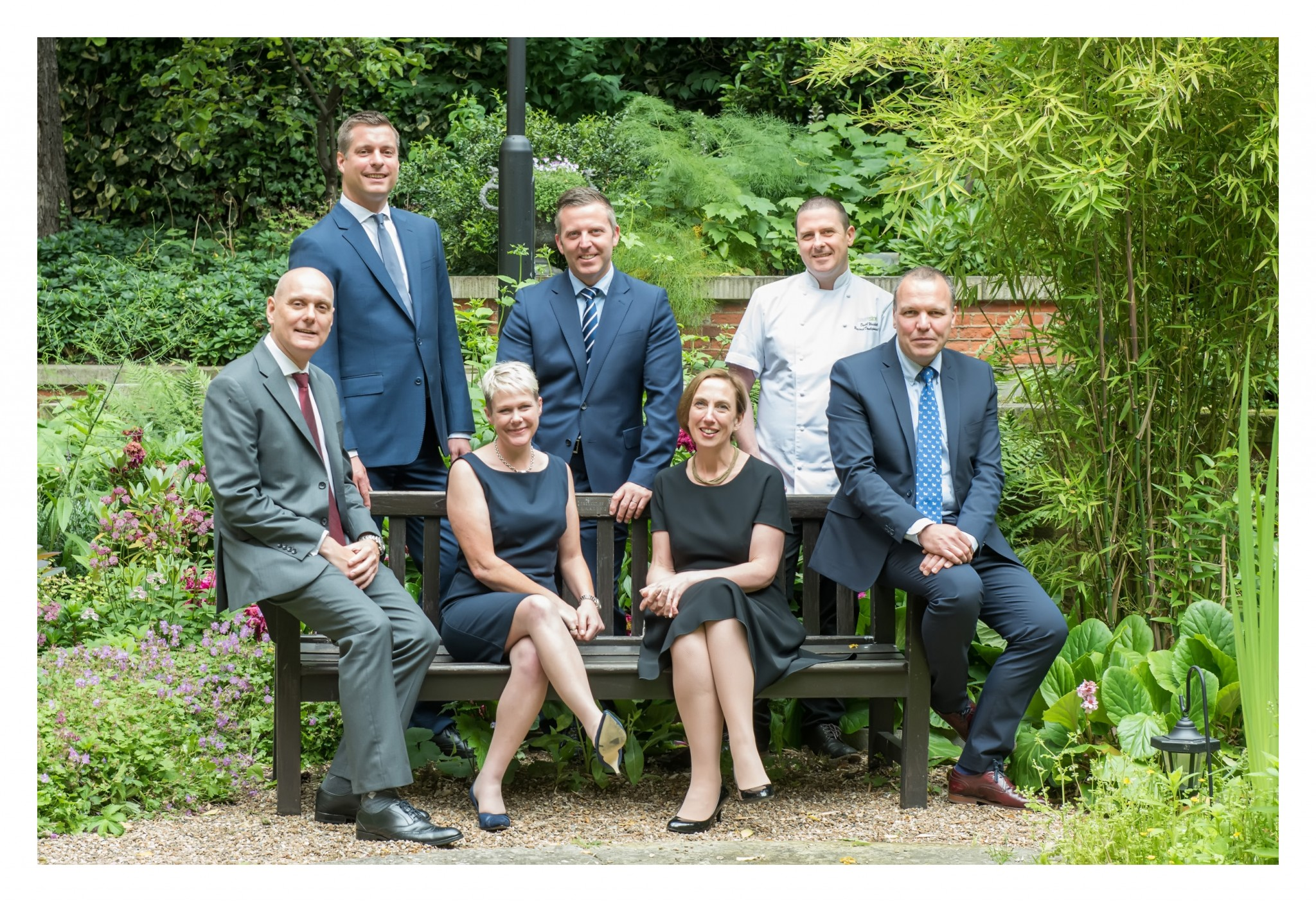 Staff Headshots and Portrait Photography for Contract Catering Company Baxterstorey
