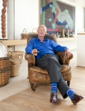 Sir-Terence-Conran-Editorial-Portrait-Photography-EP-Hospitality-Magazine