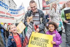 Unicef-Uk-Refugees-Welcome-March-To-Westminster-Charity-Photography (16)
