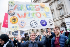 Unicef-Uk-Refugees-Welcome-March-To-Westminster-Charity-Photography (26)