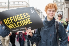 Unicef-Uk-Refugees-Welcome-March-To-Westminster-Charity-Photography (31)