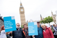 Unicef-Uk-Refugees-Welcome-March-To-Westminster-Charity-Photography (33)