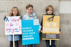 Unicef-Uk-Refugees-Welcome-March-To-Westminster-Charity-Photography (5)