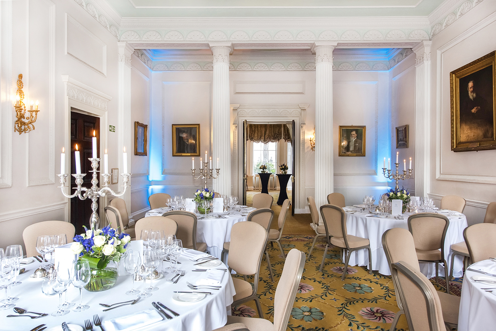 Chandos House Venue Photography Shoot