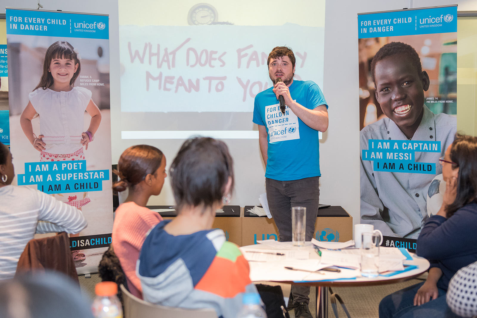 Unicef UK – Volunteer Training Day