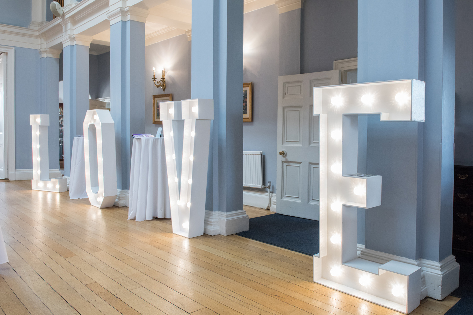 Wedding Open Evening at Dyrham Park Country Club