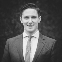 Patrick Farrell, Marketing & Communications Manager, The Wellesley Hotel.