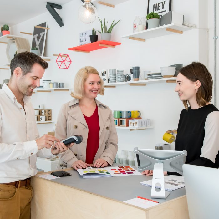 Worldpay Point of Sale Marketing Photography
