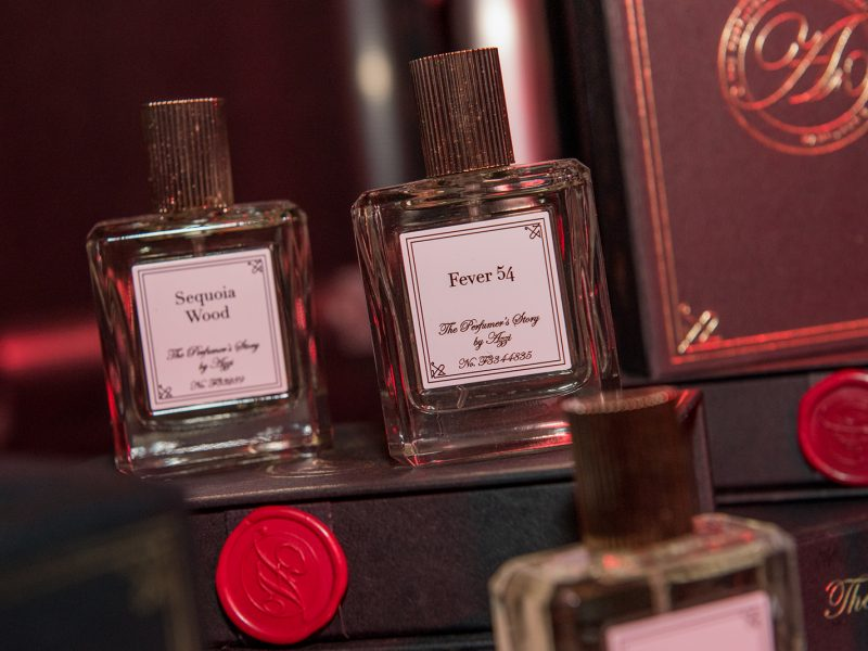 The Perfumer's Story by Azzi – Launch Party Photography at Aures London