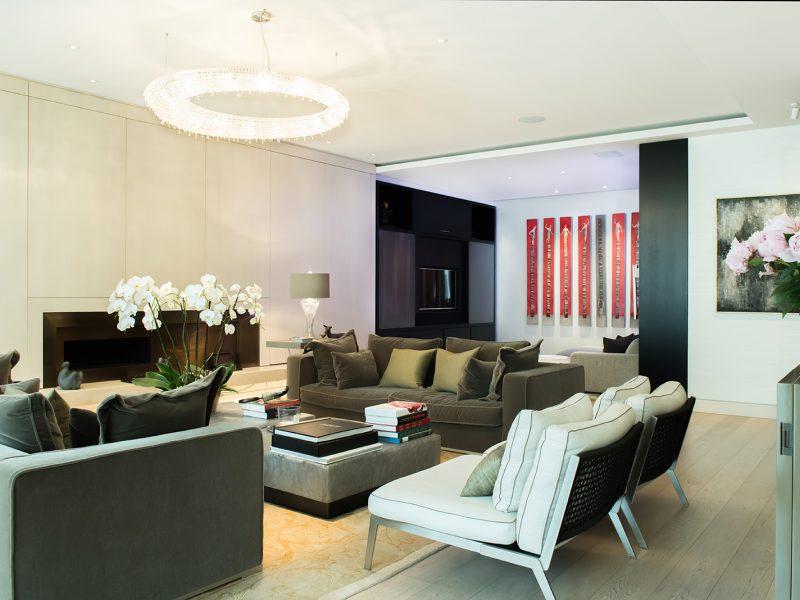 Montrose Place 360 Virtual Tour for London Location Property