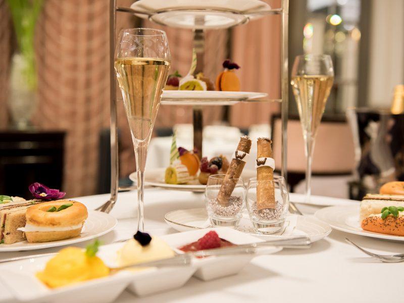 Wellesley London Hotel Pa-tea-sserie Afternoon Tea Photoshoot