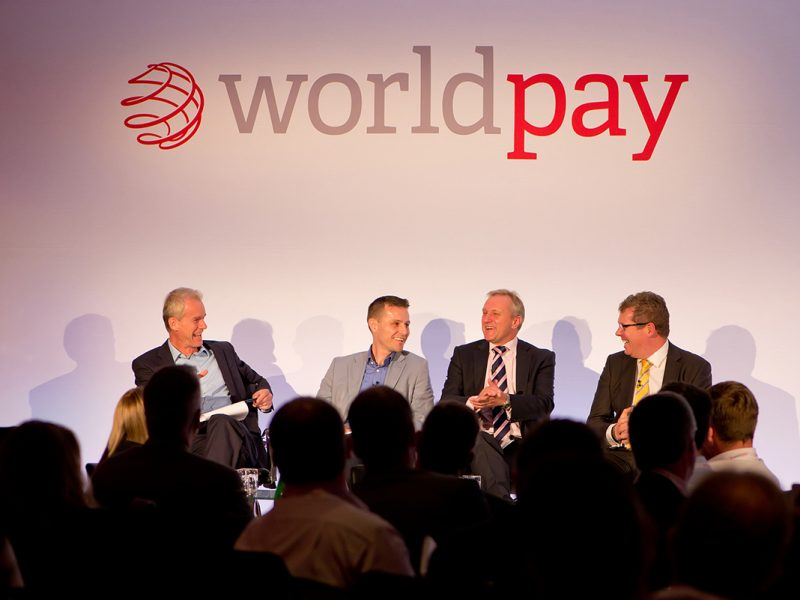 Worldpay UK Conference 2014 at The Cumberland Hotel