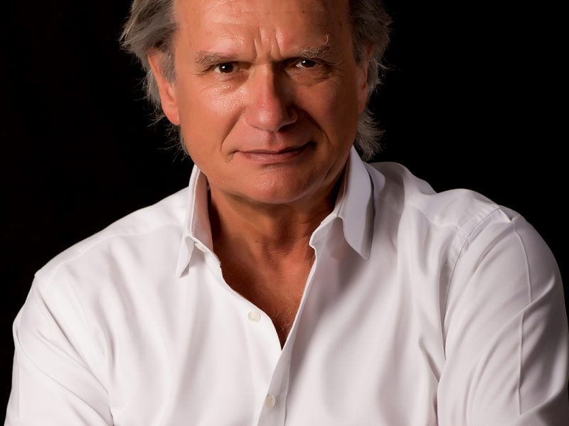 François-Eric Gendron Actor Headshots