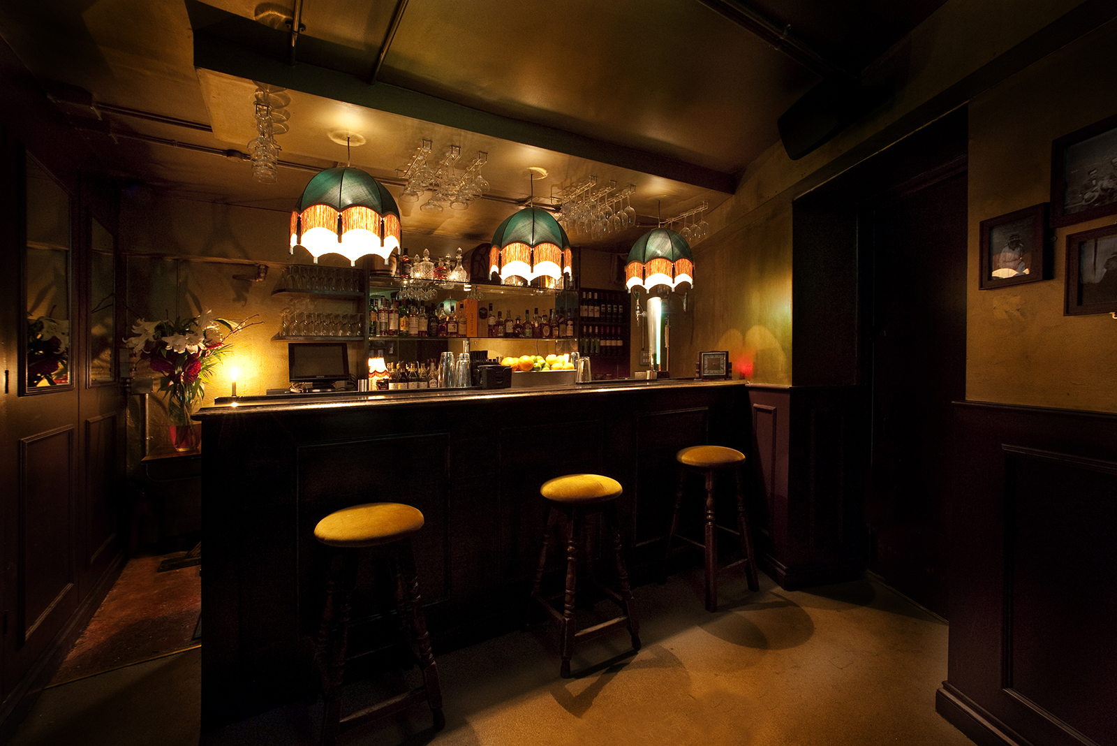 Aces & Eights Bar Interiors Photography