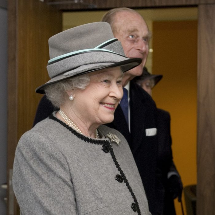 HRH The Queen & Prince Philip Official Opening of the new London Fire Brigade HQ