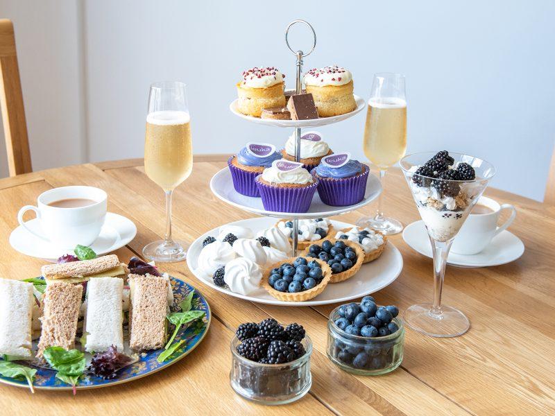 Leuka Loves Afternoon Tea – Charity Photography Shoot