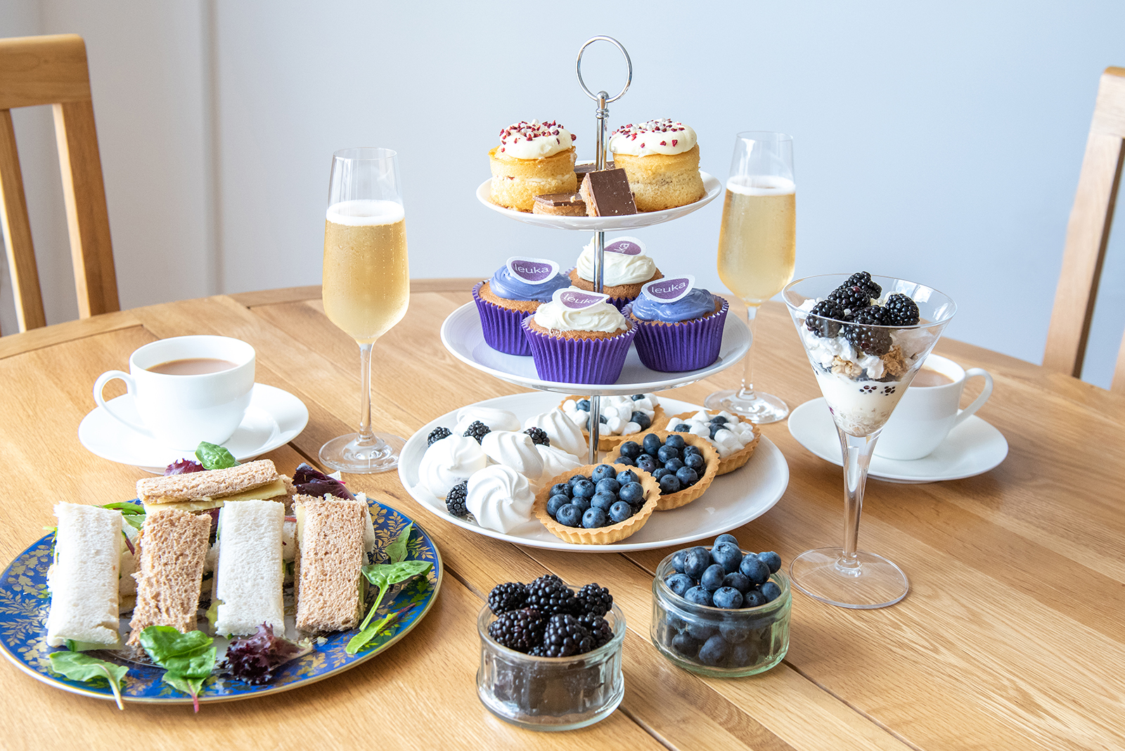 Leuka Loves Afternoon Tea – Charity Photography Shoot