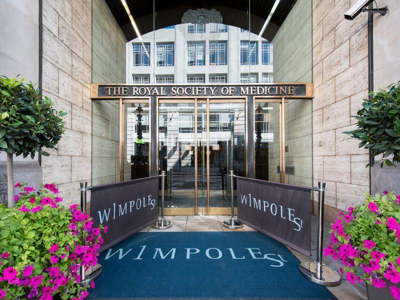 1 Wimpole Street – Venue Photography