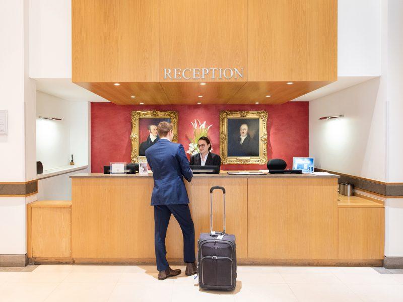 Royal Society of Medicine Hotel & Venue Marketing Photography