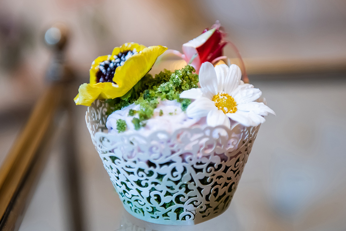 Afternoon Tea, Cocktails & Floral Installation at Egerton House Hotel – in Celebration of Chelsea Flower Show