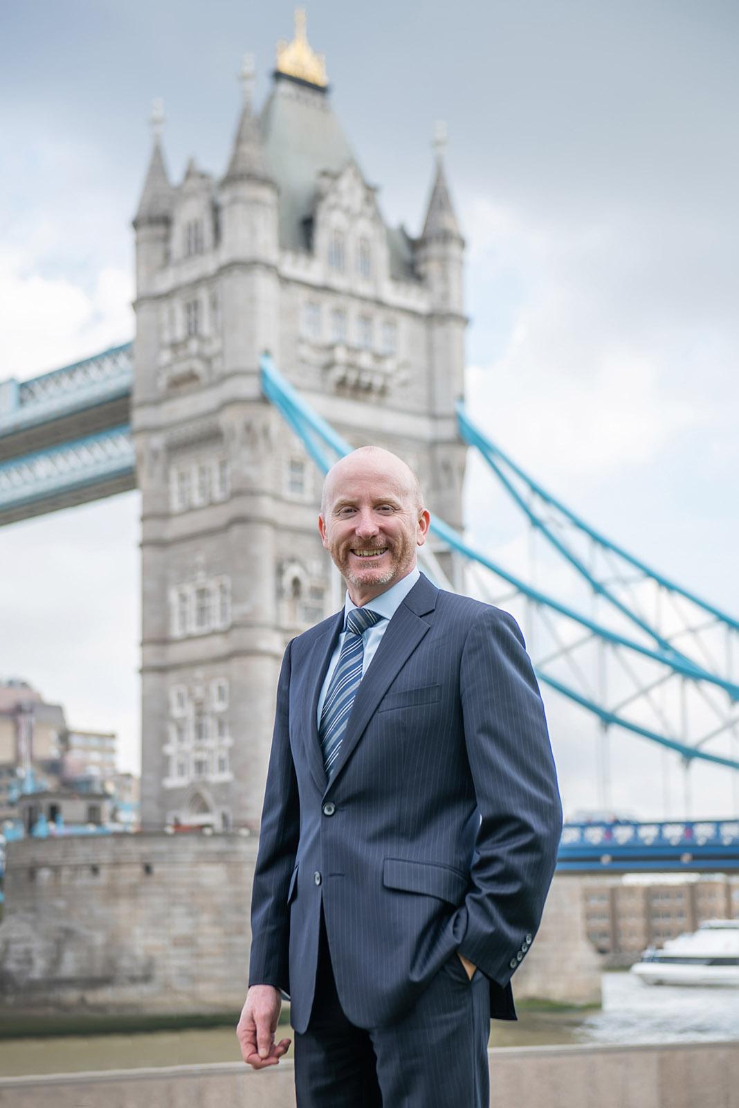 London Bridge Business Portraits and Head-Shots