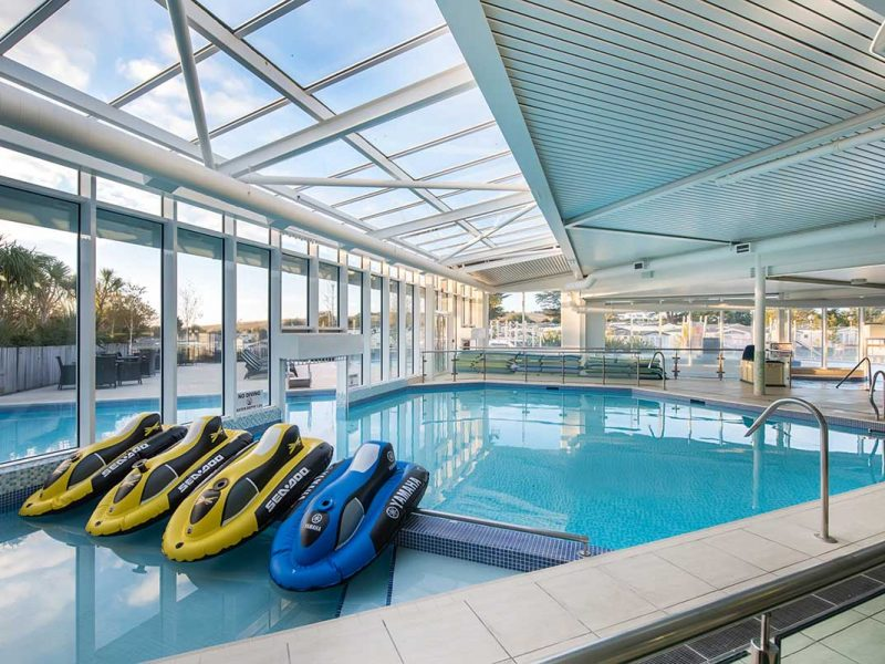 Dive in to see some Leisure Facilities photographed for Haven Holidays