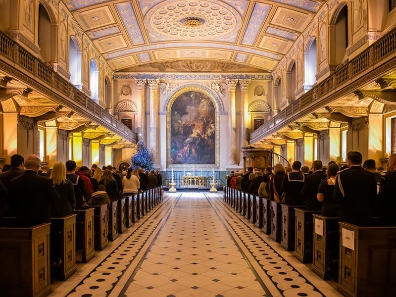 Marine Society & Sea Cadets Christmas Carol Concert Photography